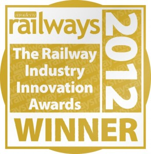 Railway Innovation Award Winner 2012