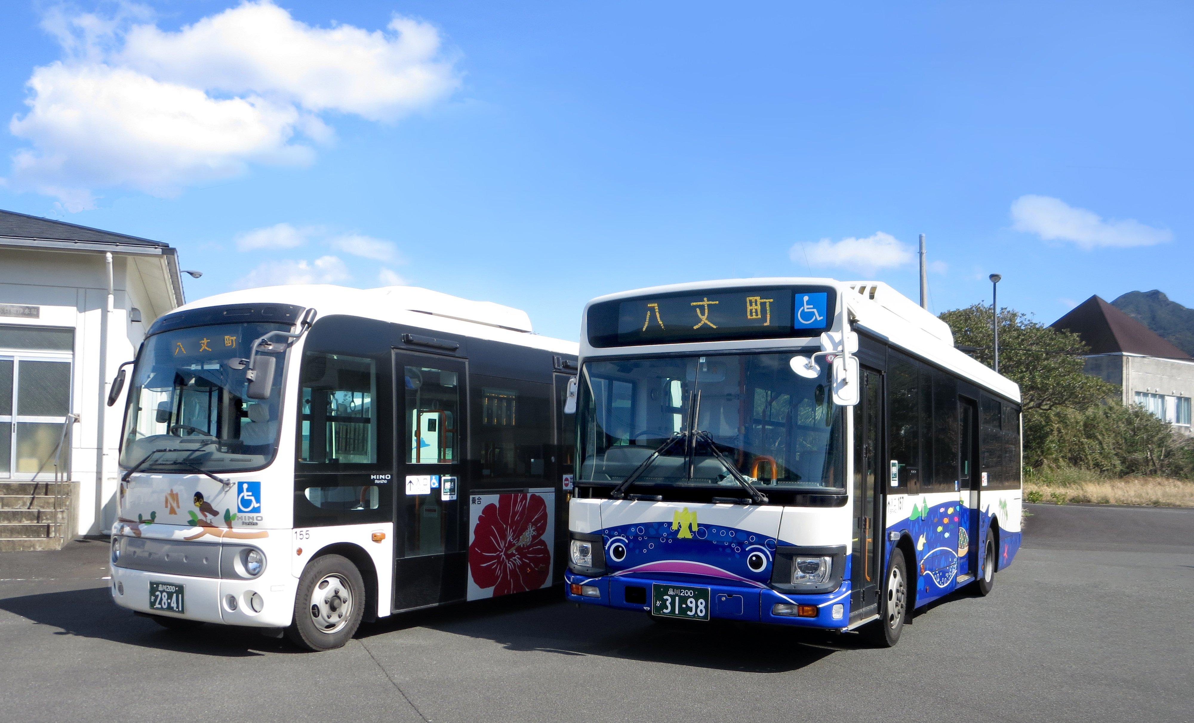 路線バス№4
