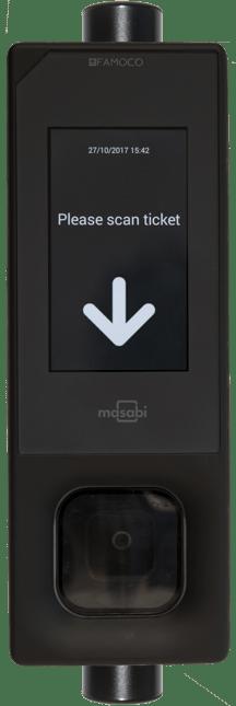 2017.10 famoco+Masabi logo and black pole.png