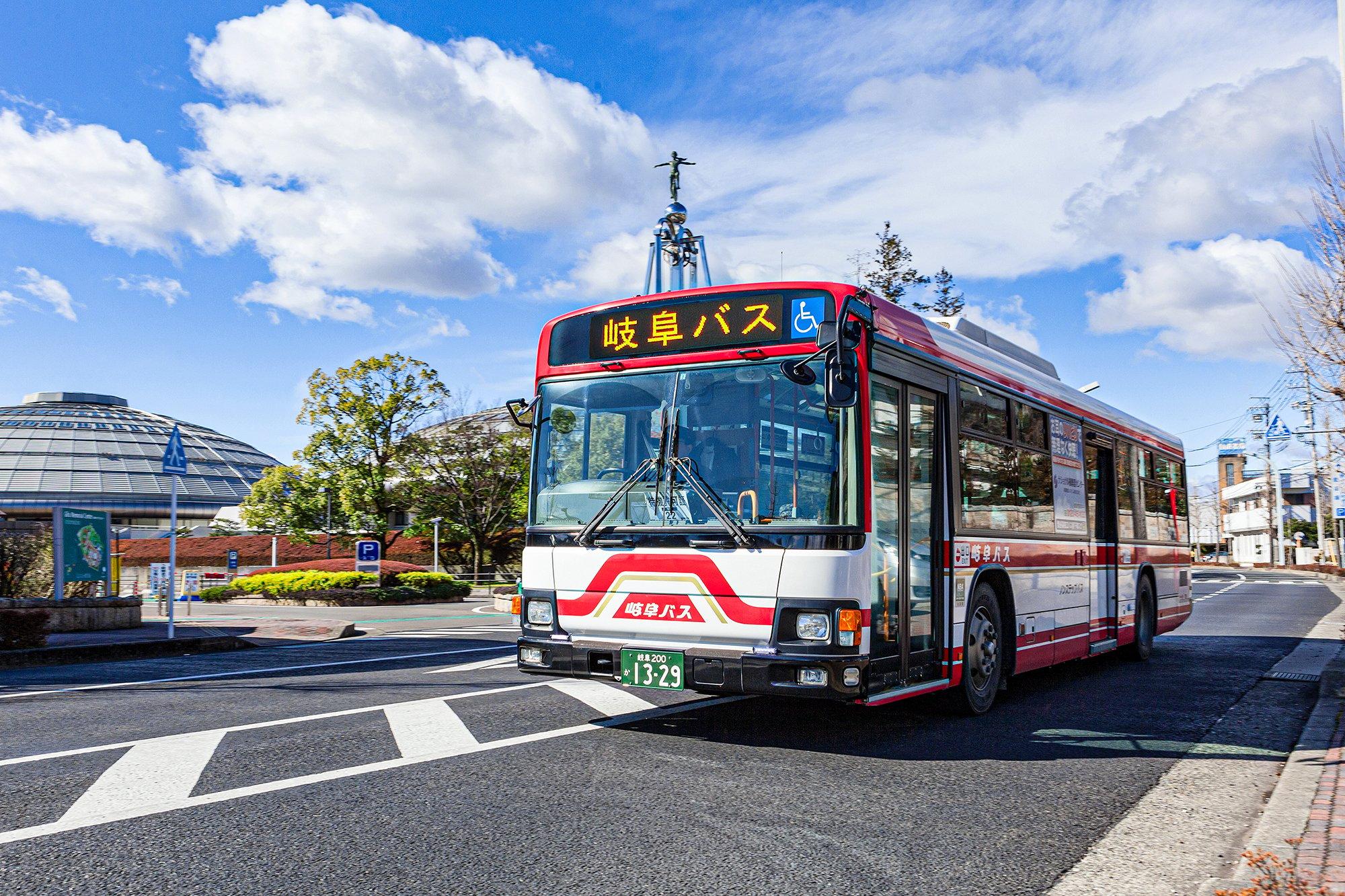 Gifu-bus
