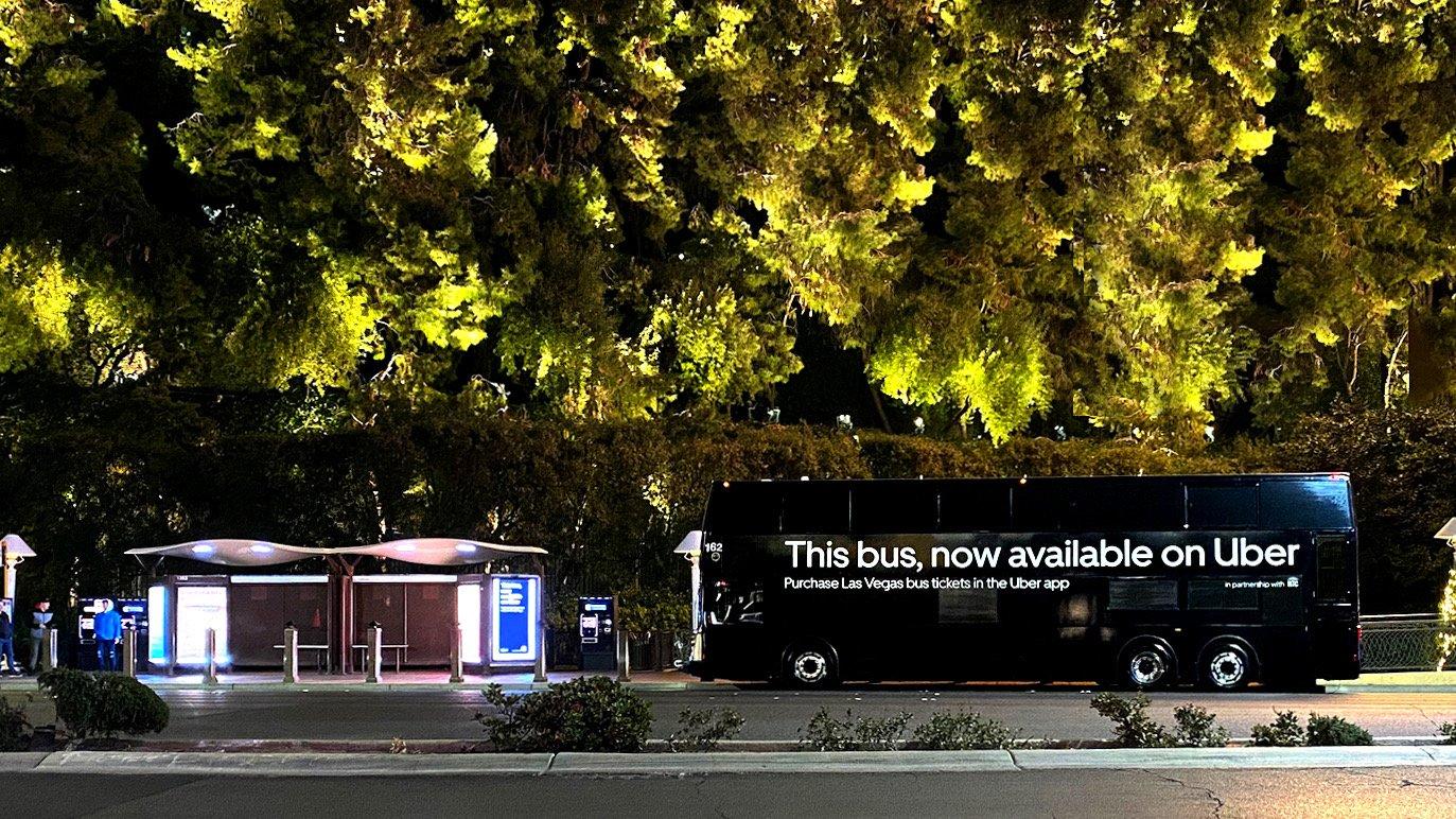 Uber Transit RTC Bus 3