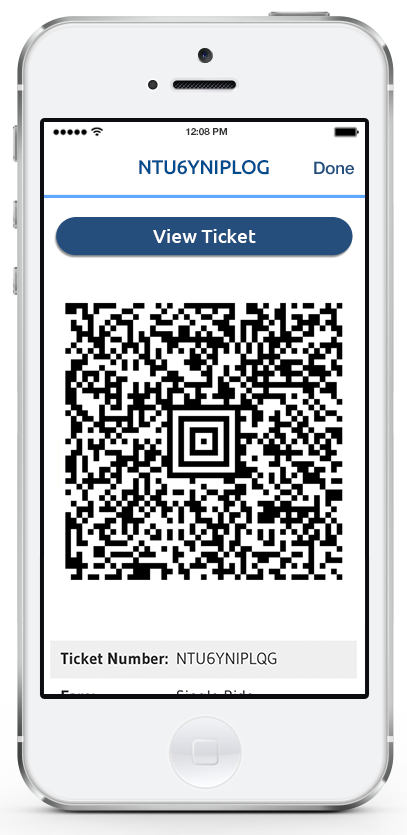 Mobile Ticketing: Why Barcode?