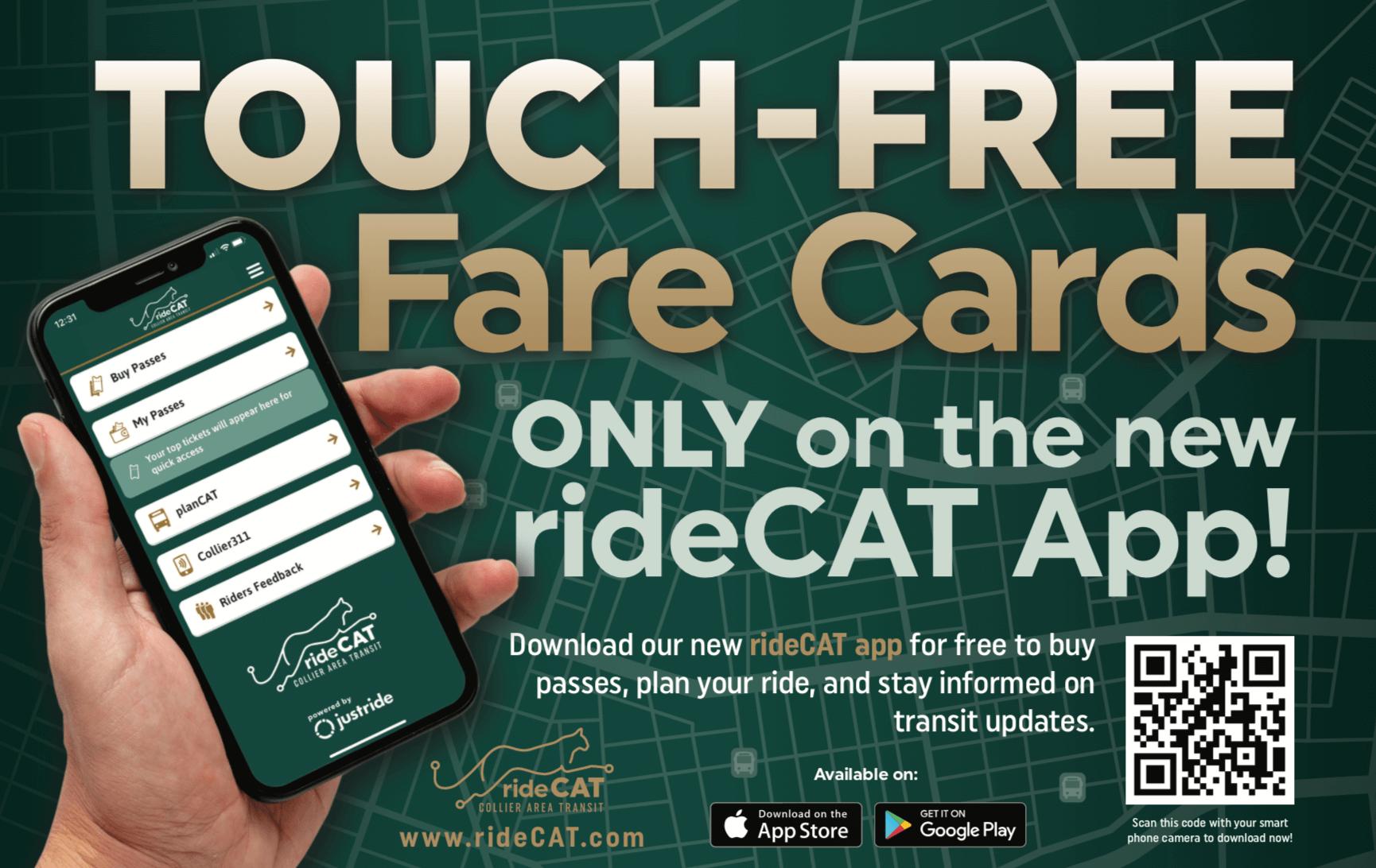 ridecat app